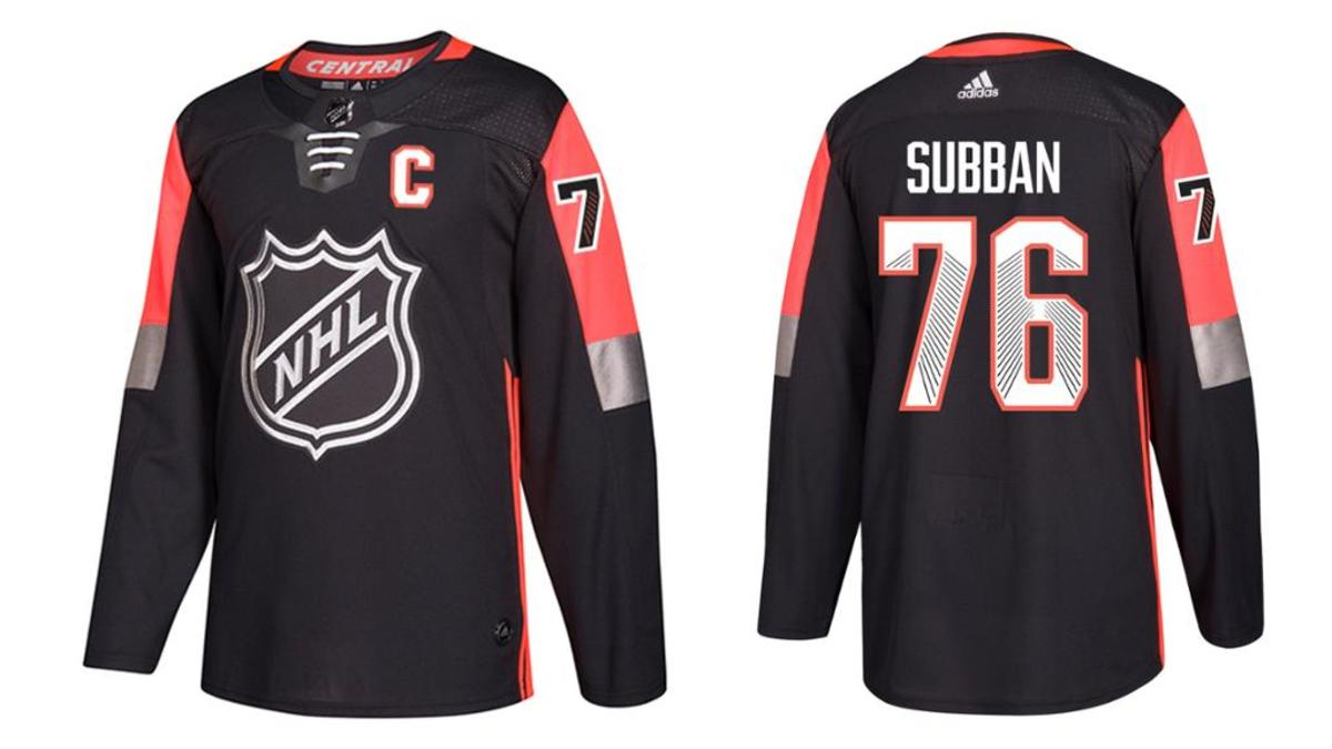 sale retailer 650b2 b21a7 NHL unveils all-star jerseys, captains — but what will the ...