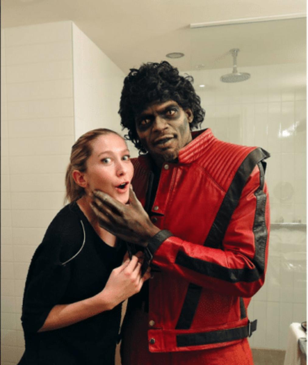 PK Subban Halloween