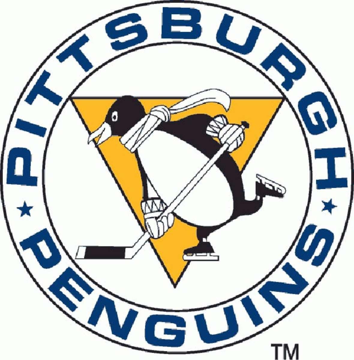 official photos 6e789 409d7 NHL logo rankings No. 8: Pittsburgh Penguins - TheHockeyNews
