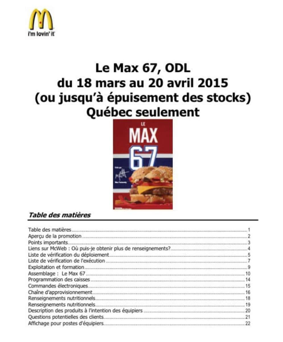 Max 67 Burger